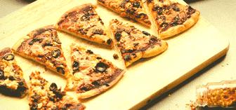 pizza variety of menus