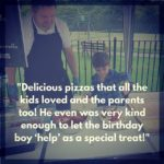 childrens party food catering