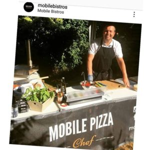 pizza chef hire in cheshire