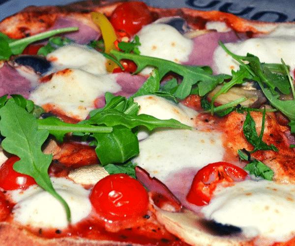 pizza van menu