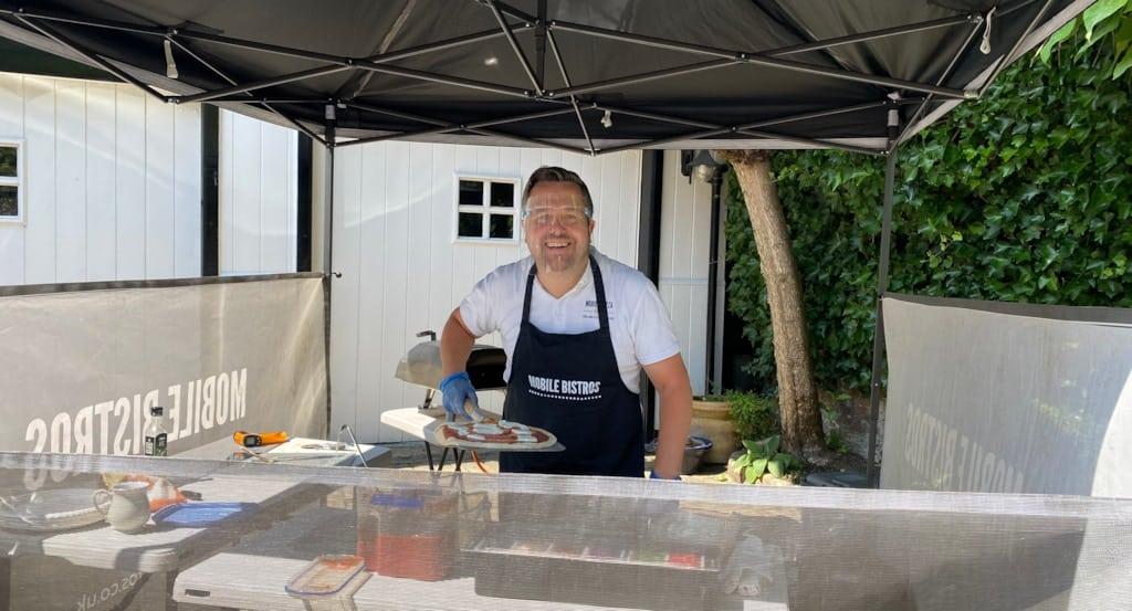 food van hire in Altrincham